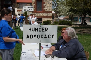 Hunger Advocacy