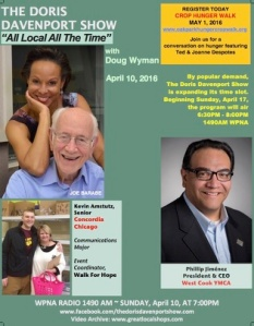 Promo Flyer April 10